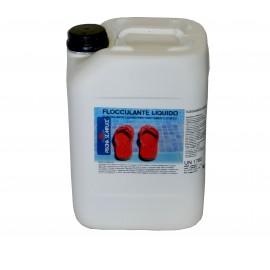 Flocculante Liquido 25kg Piscina Semplice