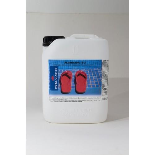 Alghicida S-3 Lapi chimici 5kg
