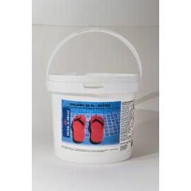 Dicloro Granulare Rapido 56/20 5kg Piscina Semplice