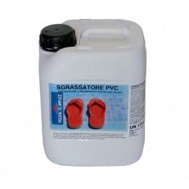 Sgrassatore PVC Concentrato 5kg Piscina Semplice