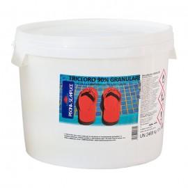 Tricloro Granulare Alta Concentrazione | Mantenimento Acqua Piscina
