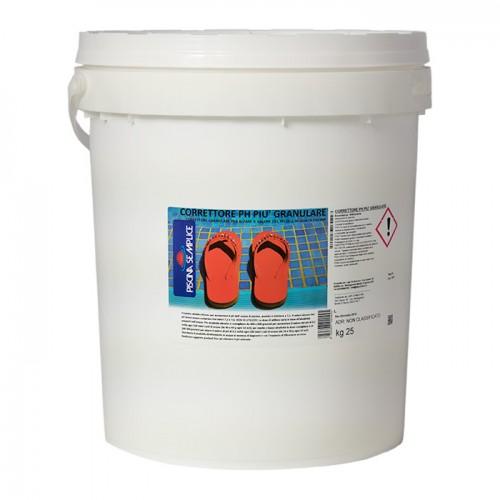 Correttore pH più granulare | Piscina Semplice
