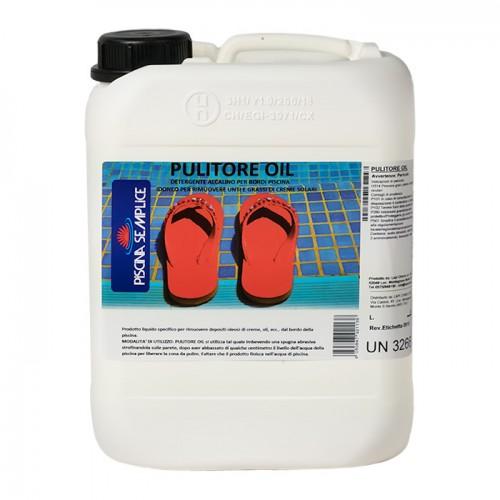 Pulitore Oil |Piscina Semplice